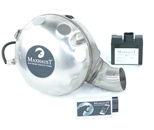 Maxhaust soundbooster