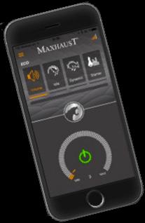 Maxhaust sound booster app